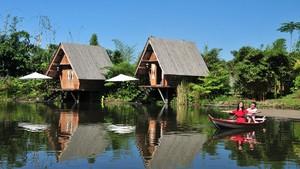 Pariwisata Lembang Mulai Terdampak PSBB Jakarta