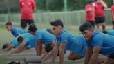 Timnas Indonesia U-19 langsung menjalani latihan di Kroasia jelang menjalani tiga laga uji coba.