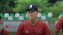 Shin Tae Yong Sebut Timnas Indonesia U-19 Mudah Lelah
