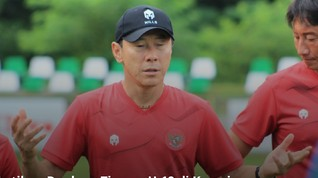 Shin Tae Yong Resmi Rangkap Jabatan
