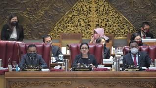 DPR dan Pemerintah Sahkan UU APBN 2021