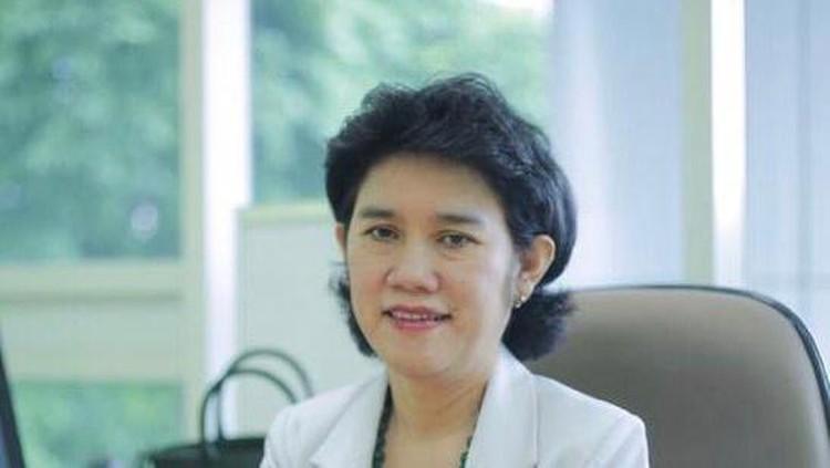 Rinawati Rohsiswatmo, dokter spesialis anak konsultan perinatologi.
