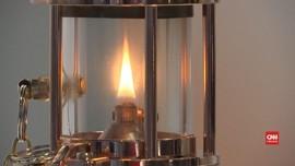 VIDEO: Api Olimpiade 2020 Dipamerkan di Museum