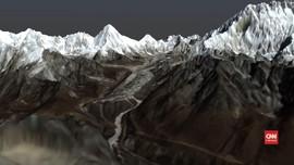VIDEO: Gletser Mencair, Warga Pegunungan Terancam Bahaya
