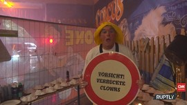 VIDEO: Tingkah Laku Badut Sirkus Saat Pandemi