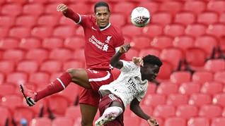 4 Duel Big Match Pekan Ini: Liverpool vs Arsenal
