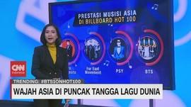 VIDEO: Wajah Asia di Puncak Tangga Lagu Dunia