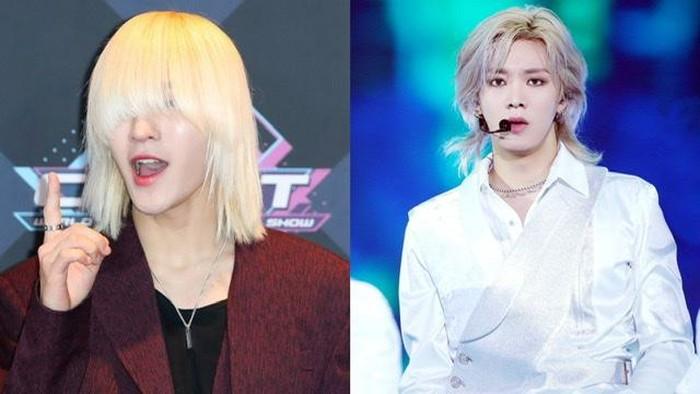 Berambut Panjang dan Pirang, 7 Idol K-Pop Pria Ini Mengesankan Penggemar