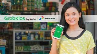 Pertamina Rangkul Grab Beri Pinjaman Modal buat Agen GrabKios