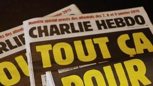 OKI Sebut Kasus Charlie Hebdo Ancam Hubungan Muslim-Prancis