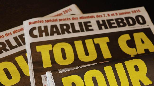 Universitas Al-Azhar di Mesir mengutuk keputusan majalah Charlie Hebdo yang akan mencetak ulang kartun Nabi Muhammad S.A.W.