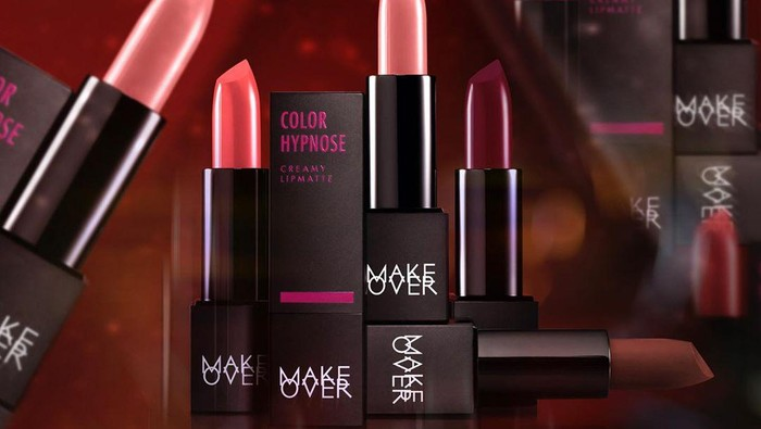 Make Over Luncurkan Color Hypnose Creamy Lipmatte di Hari Jadi ke-10!