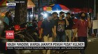 VIDEO: Masih Pandemi, Warga Jakarta Penuhi Pusat Kuliner