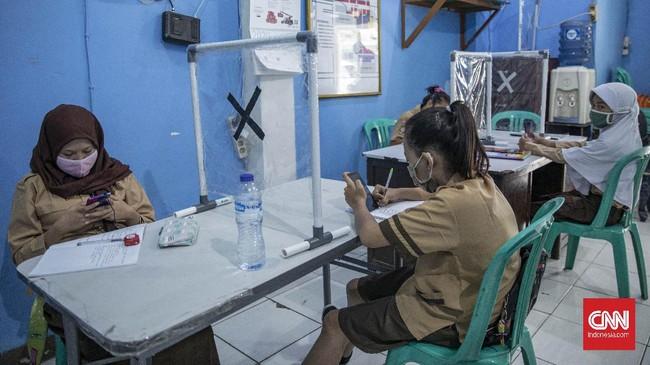 Kemendikbud: 34 Ribu Sekolah Belajar Tatap Muka saat Pandemi