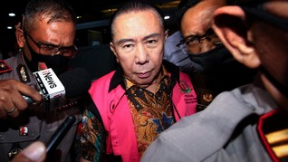 Sidang Perdana Djoko Tjandra dkk Digelar Senin 2 November