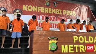 Pesta Gay Kuningan, Polisi Tetapkan 9 Tersangka