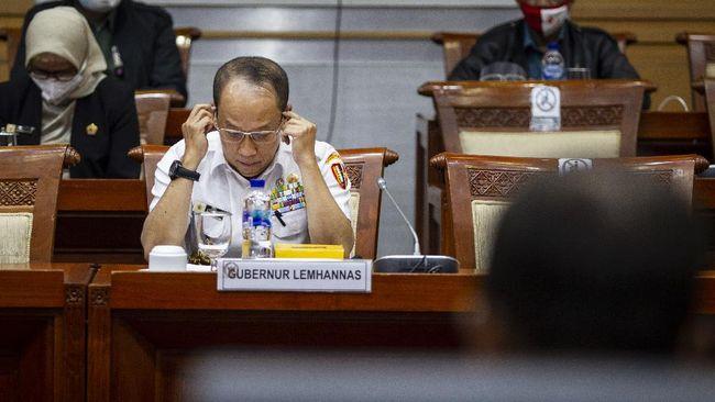 Gubernur Lemhannas mengatakan dinasti politik telah menghambat konsolidasi demokrasi di tingkat lokal dan melemahkan institusional partai politik.