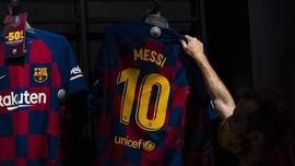 Tanggal-tanggal Penting Messi di Barcelona Musim Depan