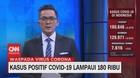 VIDEO: Kasus Positif Covid-19 Lampaui 180 Ribu