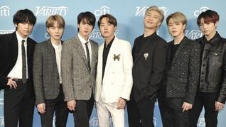 Porsi Saham Tujuh Anggota BTS saat Big Hit IPO
