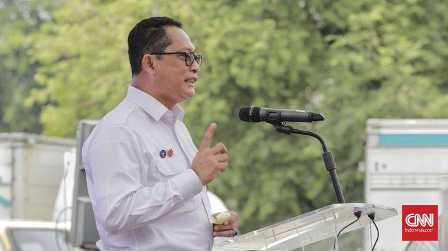 Dirut Bulog Budi Waseso mengaku tak pernah mengusulkan impor beras. Usulan itu datang dari Menko Airlangga Hartarto.