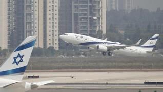 Haru dalam Penerbangan Perdana Israel ke Tanah Arab