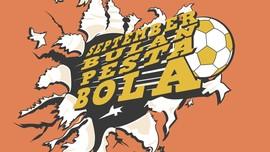 INFOGRAFIS: September Bulan Pesta Bola