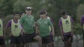 FOTO: Jelang Timnas Indonesia U-19 vs Bulgaria