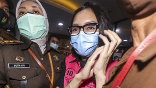 Pengadilan Tipikor Gelar Sidang Jaksa Pinangki 23 September