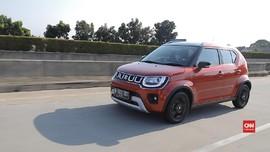 VIDEO: Menjajal AGS Suzuki Ignis Terbaru