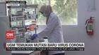 VIDEO: UGM Temukan Mutasi Baru Virus Corona