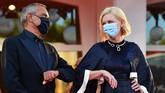 Venice Film Festival 2020 tetap terselenggara meski saat ini pandemi virus corona melanda dunia.