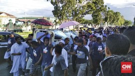 Wafat saat Daftar ke KPU, Cabup Halmahera Timur Diganti Ipar