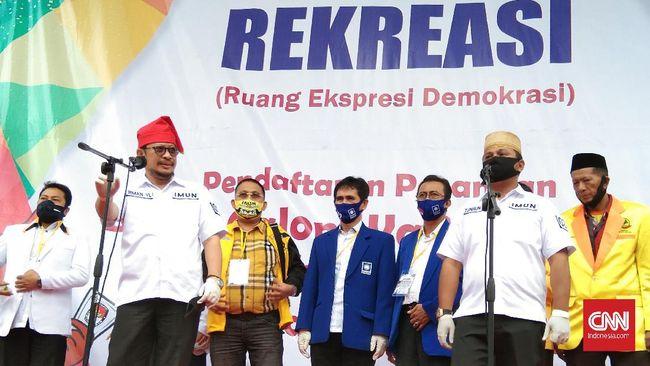 Sengketa antara Tommy Soeharto dan Muchdi PR membuat Partai Berkarya dicoret dari daftar pengusung salah satu paslon pilwalkot Makassar 2020