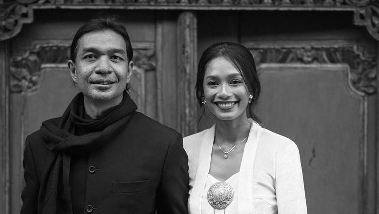 Dimas Djay & Faradina Mufti