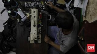 Kontribusi UMKM ke Ekspor Nasional Tinggal Tersisa 14 Persen