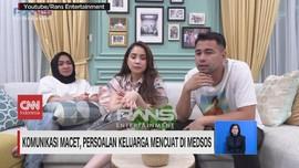 VIDEO: Komunikasi Macet, Persoalan Keluarga Mencuat di Medsos