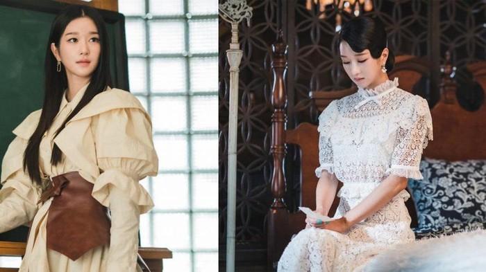 10 Outfit Mahal Seo Ye Jin di Drama Korea 'Its Okay to Not Be Okay'
