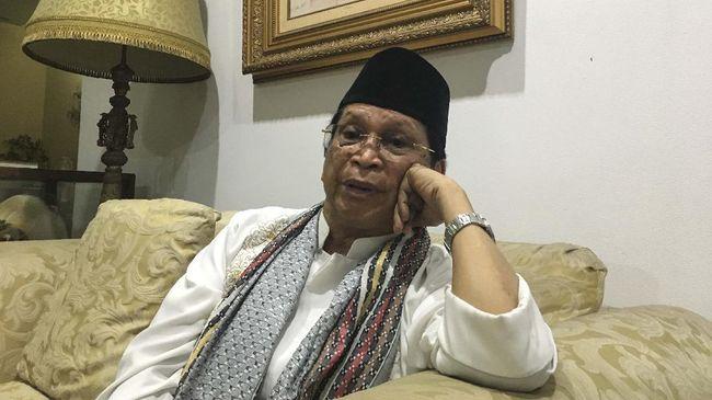 Mantan Menteri Pemuda dan Olahraga (Menpora) Abdul Gafur meninggal dunia pada Jumat (4/9) pagi.
