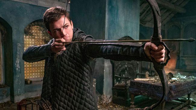 Bioskop Trans TV malam ini, Sabtu (27/2), akan menayangkan Robin Hood pada pukul 21:30 WIB.