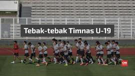 VIDEO: Publik Tebak Nama Pemain Timnas Indonesia U-19