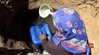 VIDEO: Warga Gunakan Air Keruh Untuk Masak Dan Minum