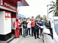BPH Migas Kunjungi Pertashop Sleman, Solusi Akses BBM di Desa