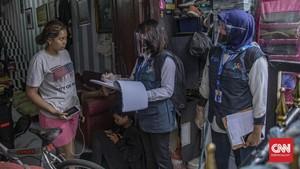 FOTO: Sensus Penduduk Tatap Muka di Tengah Pandemi
