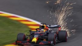 Hasil Kualifikasi F1 GP Abu Dhabi: Verstappen Pole Position