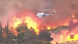 VIDEO: Suhu Udara di California 47 Derajat Celcius