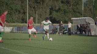 Babak I: Timnas Indonesia U-19 Tertinggal 1-3 dari Arab Saudi