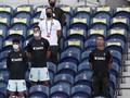 Ronaldo Kena Tegur Tak Pakai Masker di Portugal vs Kroasia
