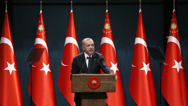 Presiden Turki, Recep Tayyip Erdogan, memberi sinyal ingin memperbaiki hubungan diplomatik dengan Israel.
