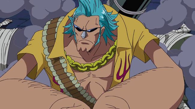 One Piece 1003 akhirnya tak hanya memperlihatkan kondisi pertarungan di puncak tengkorak Onigashima.